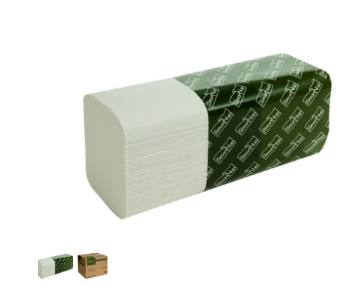 Multifold Towel Kraft, .05x9.05, 12x334, 4000 case